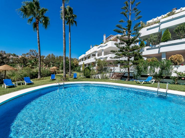Nice apartment walking distance to the beach Golden Mile Marbella