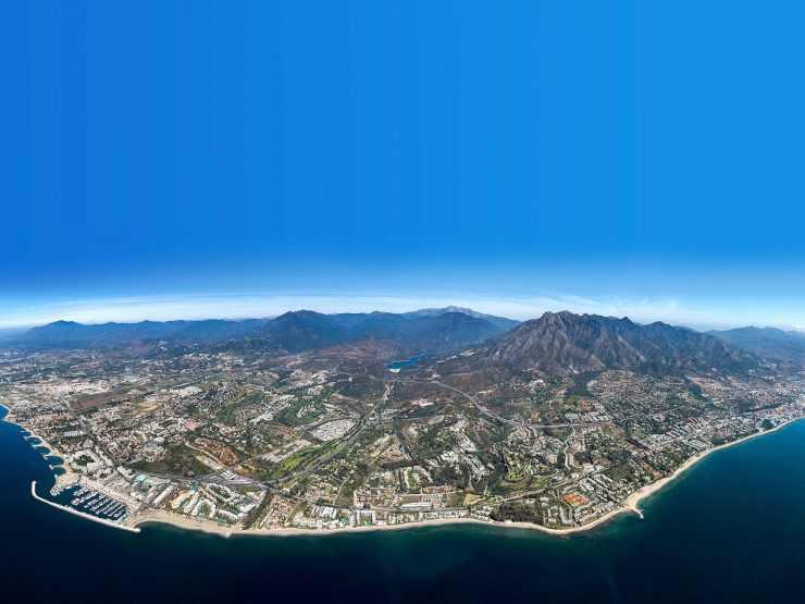 REAL ESTATE – The Costa del Sol, the preferred place for foreigners to buy a home