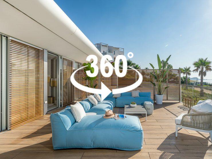 REAL ESTATE – Virtual video tours 360º