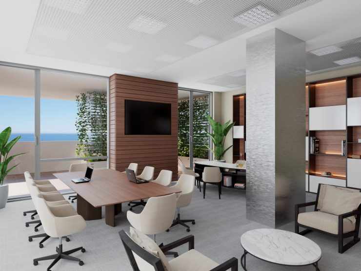INVESTMENT – Malaga, investing in Office real estate