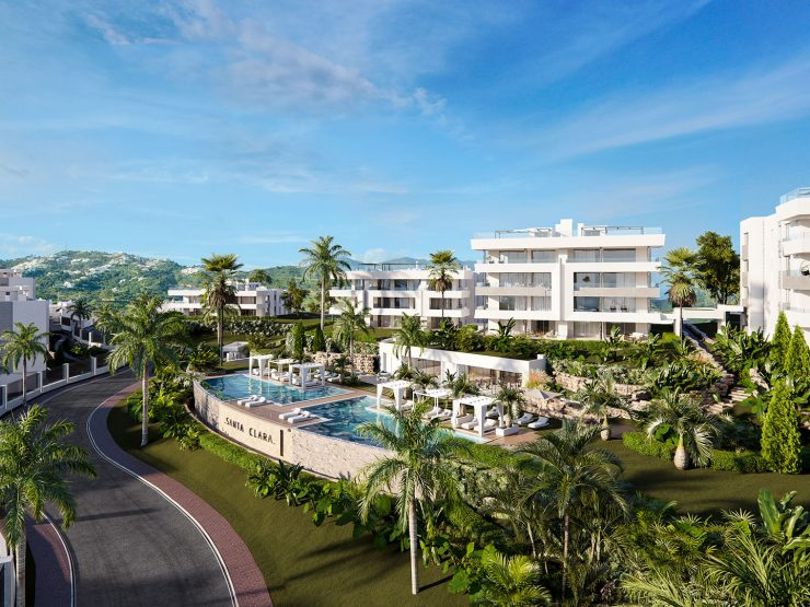 REAL ESTATE – New build in Marbella