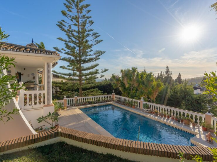 Charming independent villa located in a quiet area