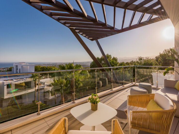 Designer villa in Sierra Blanca Golden Mile Marbella