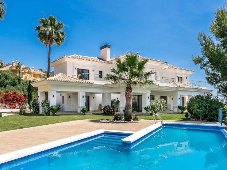 Luxury villa in a privileged location in Sierra Blanca