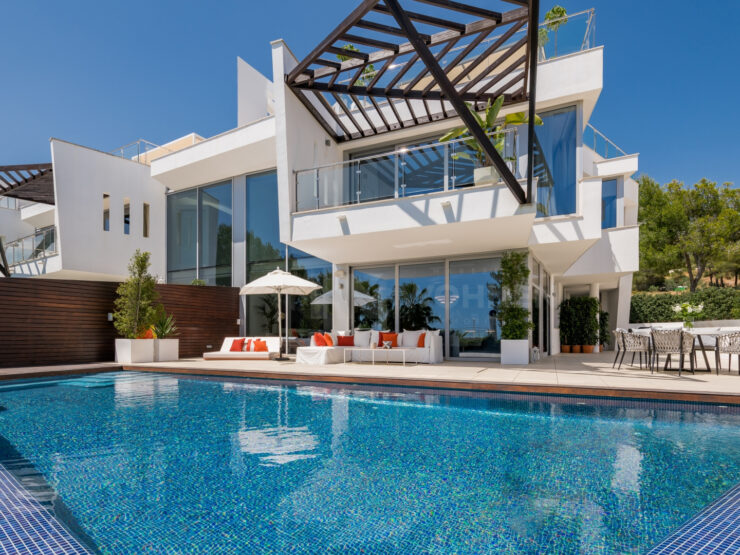 Design villa in Sierra Blanca Golden Mile Marbella