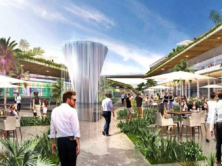 INVESTMENT – MARBELLA – Two British promoters will invest 100 million in a new shopping center in Marbella