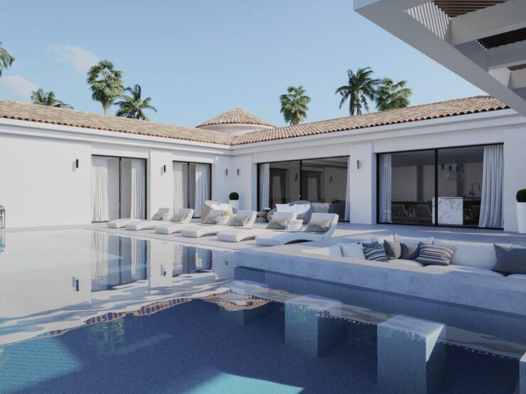 Stylish residence in Los Naranjos Golf – Marbella