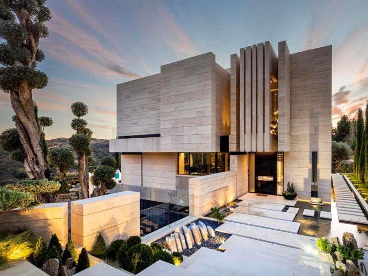 Designer villa for sale in La Cala Golf Resort, Mijas Costa