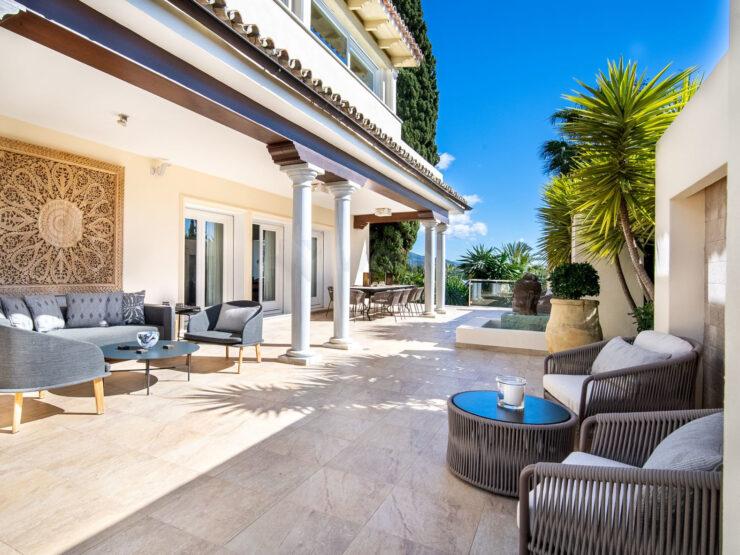 Charming villa near Los Naranjos Golf in Nueva Andalucía