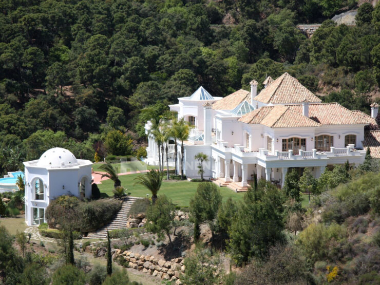 REAL ESTAES – MARBELLA – The rise of luxury homes