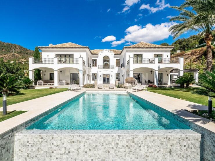 A spectacular villa in La Zagaleta