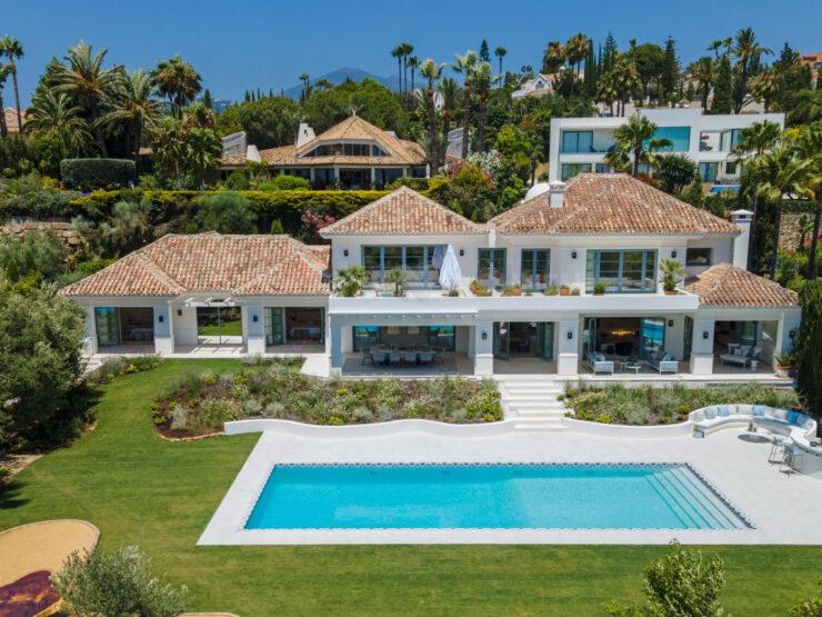 Luxury villa in La Cerquilla Nueva Andalucía