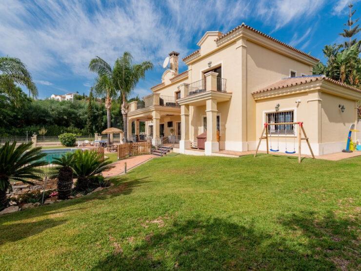 Spectacular villa in the heart of Paraiso Alto